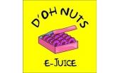 D'OH NUTS E-JUICE