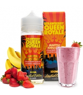 Sunrise Smoothie - Strawberry Queen Royale