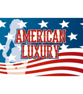 AMERICAN LUXURY - DROPS E LIQUID 30 ml