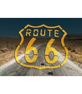 ROUTE 66 - DROPS ELIQUID 30ml