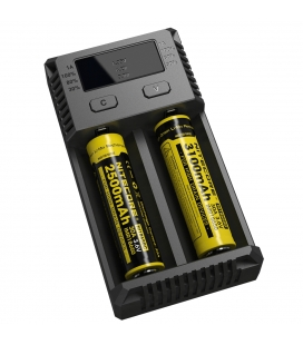 CARGADOR INTELLICHARGER I2 V2 - NITECORE
