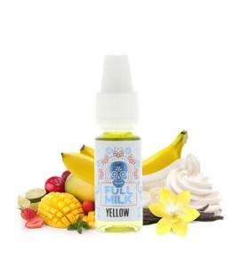 Aroma Yellow 10ml - Full Milk