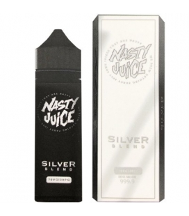 Silver Blend 50ml premacerado - Nasty Juice