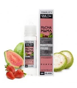 Strawberry Guava and Jackfruit 50ml TPD - PachaMama