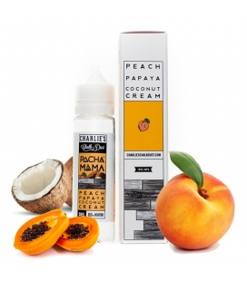 Peach Papaya Coconut 50ml TPD - PachaMama
