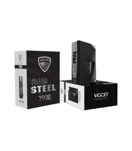 VGOD ELITE 200W STEEL EDITION