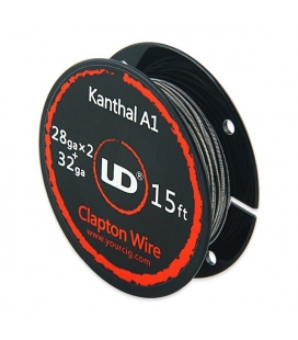 CLAPTON KANTHAL A1 - YOUDE