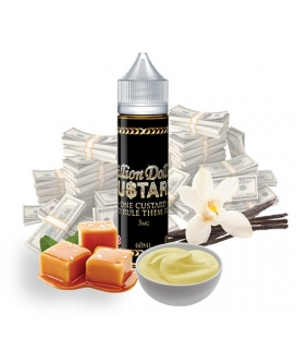Million Dollar Custard 50ml TPD - FAT PANDA