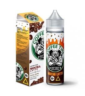 Mocha Latte 50ml TPD - COFFEE TIME