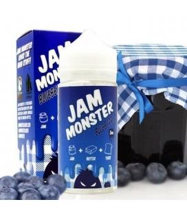 Blueberry 100ml TPD - Jam Monster