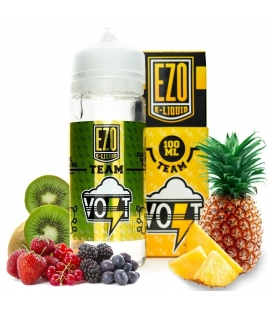 Electric Sucker Punch 100ML (Team Volt) - EZO E-liquid