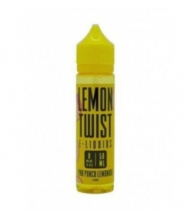 Pink Punch Lemonade 50ml TPD - Twist E-liquid