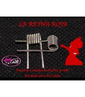 REINA ROJA - LADY COILS