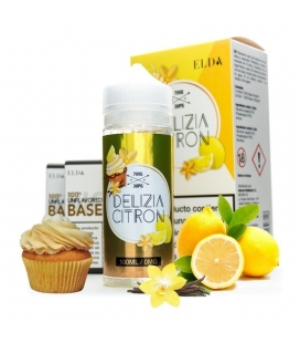 ELDA Delicia Citron - 100ml