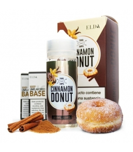 ELDA Cinnamon Donut- 100 ml