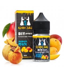 Mango Peach - AROMA 30ml - KENDO JUICE