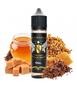 DON JUAN TABACO DULCE 50ML - KINGS CREST