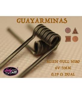 GUAYARMINA - ALIEN 0.19/0.38 - LADY COILS