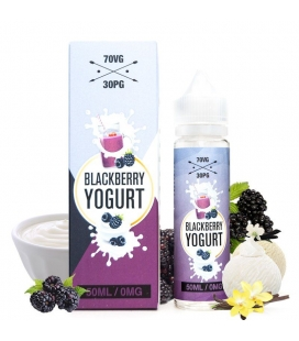 BLACKBERRY YOGURT 50ML - ELDA