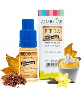 BEBECA SALTED MIST 10ML - ATMOS LAB