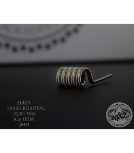 ALIEN 0.15 - RICK VAPES