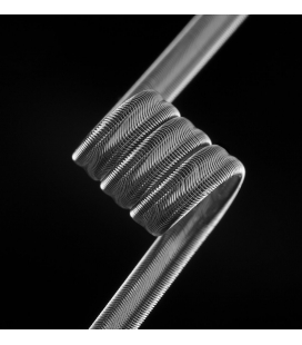 ALIEN QUAD CORE FULL NI80 0.15OHM SINGLE (1 UD.) - RICK VAPES COILS