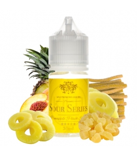 PINEAPPLE PEACH SOURS AROMA 30ML - KILO