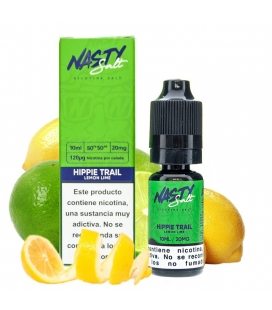 HIPPIE TRAIL NIC SALT 10ML - NASTY