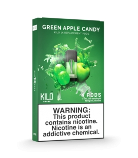POD GREEN APPLE CANDY 20MG - KILO