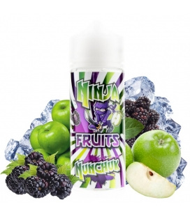 NUNCHUK 100ML - NINJA FRUITS
