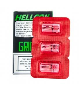 RESISTENCIA HELLCOIL GRIMM H3-02 - HELLVAPE