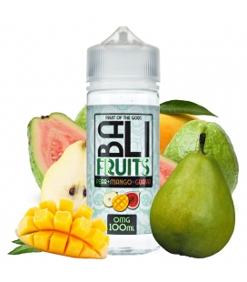 PEAR + MANGO + GUAVA 100ML - BALI FRUITS - KINGS CREST