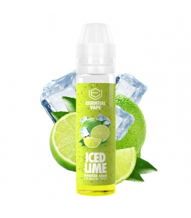 ICED LIME 50ML - ESSENTIAL VAPE