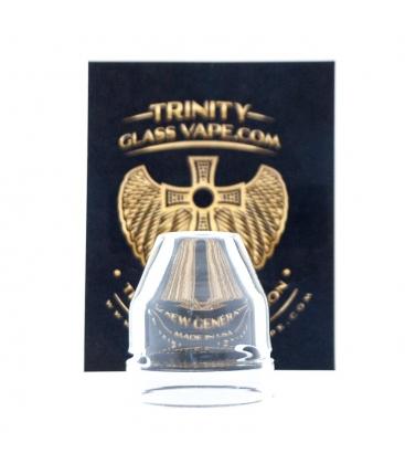 GLASS CAP BULLET GOON 25MM - TRINITY GLASS VAPE