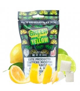 PACK GREEN & YELLOW SALES 30ML - OIL4VAP