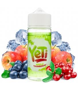 Apple Cranberry 100ml - Yeti Eliquid