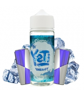 Energy 100ml - Yeti Eliquid