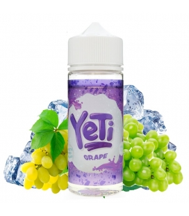 Grape 100ml - Yeti Eliquid