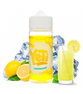 Lemonade 100ml - Yeti Eliquid