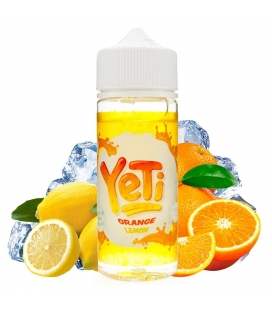Orange Lemon 100ml - Yeti Eliquid