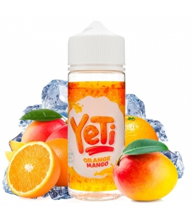 Orange Mango 100ml - Yeti Eliquid
