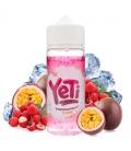 Passionfruit Lychee 100ml - Yeti Liquid