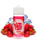 Strawberry 100ml - Yeti Eliquid