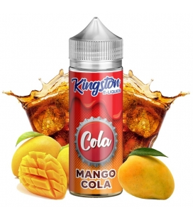Mango Cola 100ml - Kingston E-liquids