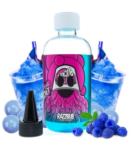 Razzbub 200ml - Slush Bucket by Joe's Juice
