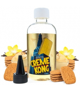 Creme Kong 200ml - Retro Joe's by Joe's Juice