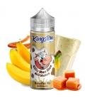 Banoffee Pie Milkshake 100ml - Kingston E-liquids