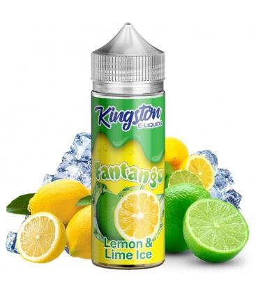 Lemon Lime Ice 100ml - Kingston E-liquids