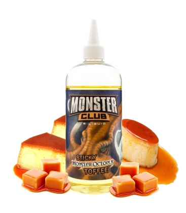 Sticky Monster Octopus Toffee 450ml - Monster Club