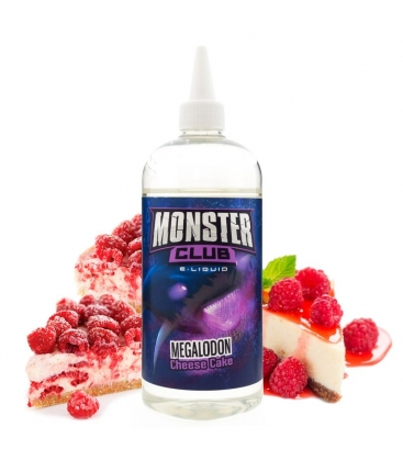 Megalodon Cheese Cake 450ml - Monster Club